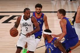 GameThread: WC Playoffs Round 2, Game 1- Nuggets @ Clippers - Denver Stiffs