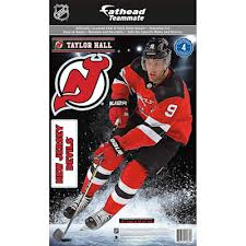 Fathead Nhl Teammate New Jersey Devils Taylor Hall Wall Decal Pure Hockey Equipment
