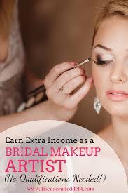 bee a bridal makeup artist