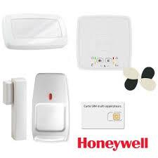 honeywell kit alarme sans fil le
