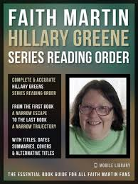 Faith Martin Hillary Greene Series Reading Order: The complete Hillary  Greene Reading Order and details of all 17 books (updated 2018) by Mobile  Library   NOOK Book (eBook)   Barnes & Noble®