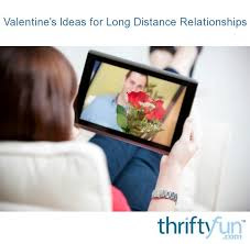 ideas for long distance relationships