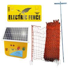 Buy Electric Fence Energiser Thunderbird Poultry Netting S28b Solar Energiser Chicken Electric 12v Fence Energiser Water Resistant Km Pel J Unigizer Fence Energiser Only 259 90 The Best Inspiration