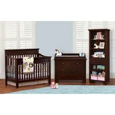 costco 3pc convertible crib changing