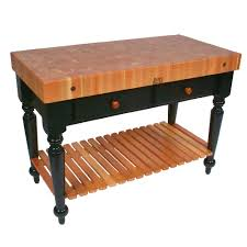 kitchen islands tables cherry top