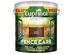 5 Best Fence Paints That Are Made To Last Nov 2020 Review