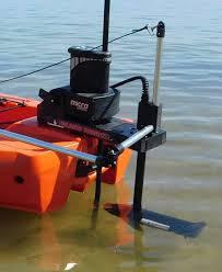 transom mount kayak motors kayak