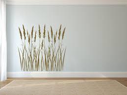Reeds Wall Decal Tall Grass Wall Decor Nature Wall Sticker Lake House Decor Dried Grass Decal Grass Skirting Decal Home Decor Wall Art Sa31 In 2020 Home Decor Wall Art Wall