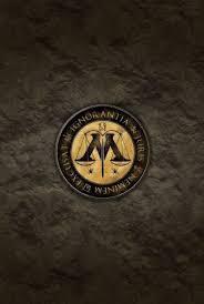 ministry of magic emblem wallpaper