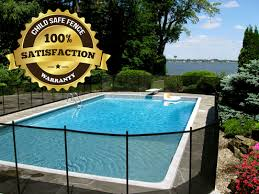 Child Safe Barrier Warranties Available For Pool Safety Cloture Piscine Enfant Secure
