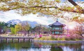 Những hình ảnh Hàn Quốc đẹp mắt nhất mọi góc nhìn