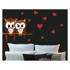 Nursery Owl Wall Decal Contemporary Wall Decals By Wall Decal Source