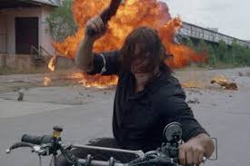 walking dead with vfx