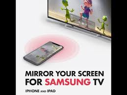 your ipad to your samsung smart tv