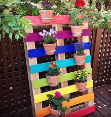 16 colorful diy vertical garden ideas