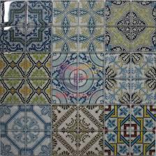 pattern design glass mosaic tile