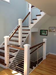 Inexpensive Stair Railing To Code Google Search Interior Railings Stairs Design House Stairs