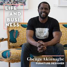 Boldly Tackling the Unknown with Gbenga Akinnagbe – Design*Sponge