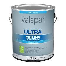 Valsparvalspar Ultra Flat Ceiling White Tintable Interior Paint 1 Gallon 007 1967930 007 Dailymail
