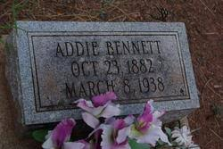 Addie Bennett (1882-1938) - Find A Grave Memorial