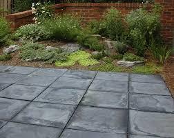 large concrete pavers for patio patio