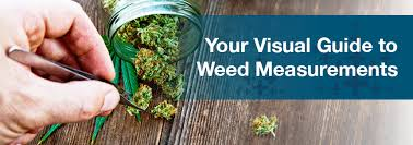 weed merements guide gram eighth