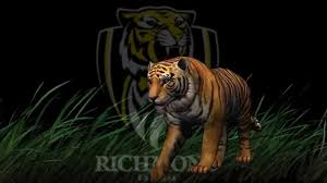 Richmond Tigers theme song with live ...