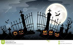 Scary Cemetery Stock Illustrations 23 801 Scary Cemetery Stock Illustrations Vectors Clipart Dreamstime