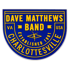 Stickers Decals Dave Matthews Band Official Store