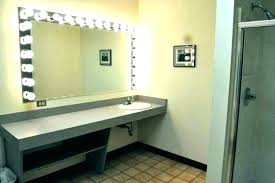 pictures of bathroom mirrors and lights