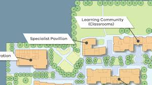 Grayling Primary School – site map ...