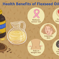 flaxseed oil benefits side effects