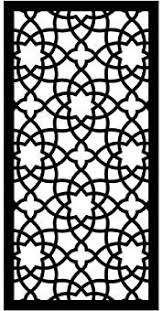 1200mm X 600mm X 16mm Decorative Trellis Panel Screen With Envy Shatter Garden Privacy Screen Black Garden Privacy Protective Screens