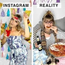 Instagram Vs Reality By Geraldine West : Pictures - Page 22 - Forums 4 Fun