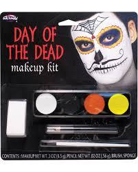 dead mustache man makeup for halloween