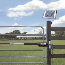 Mighty Mule Fm350 Diy Automatic Gate Opener And Solar Panel Solar Gates Driveway Gate Diy Farm Gate Entrance