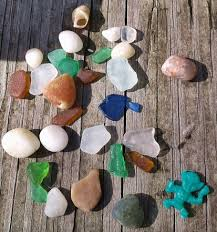great lakes beach glass usa