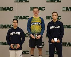 Barger extends streak to 23 by winning MAC title - Lycoming College  Athletics