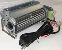 majestic cfm fireplace blower variable
