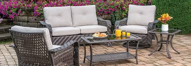 patio furniture sets tables seating