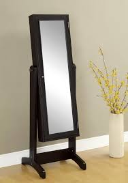 free standing full length mirror