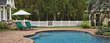 Wood And Vinyl Fences Gates Walpole Outdoors