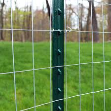 Blue Hawk Rolled Wire 100 Ft X 4 Ft Galvanized Steel Welded Wire Farm Welded Wire Rolled Fencing In The Rolled Fencing Department At Lowes Com