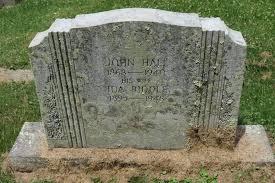 Buena Ida Hall (Riddle) (1895 - 1948) - Genealogy