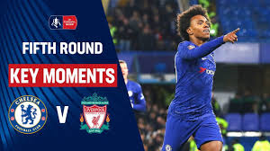 Chelsea vs Liverpool   Key Moments   Fifth Round   Emirates FA Cup 19/20 -  YouTube