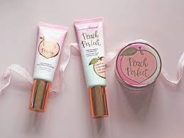too faced peach perfect fort matte