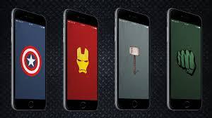 marvel wallpaper apps for iphone 7
