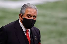 Arthur Blank: New Falcons HC/GM will ...