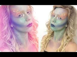 mermaid makeup tutorials