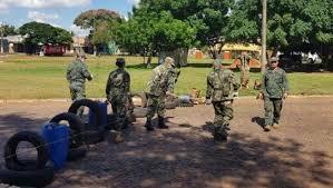 Preocupación por cierre de frontera con alambre - Ponta Porã ...